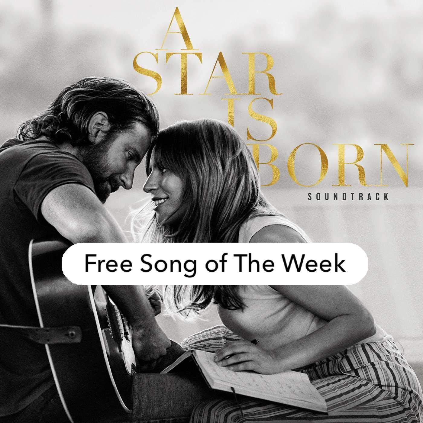 Lady Gaga - A Star Is Born - Free