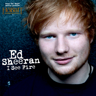 Ed Sheeran - The Hobbit: The Desolation of Smaug