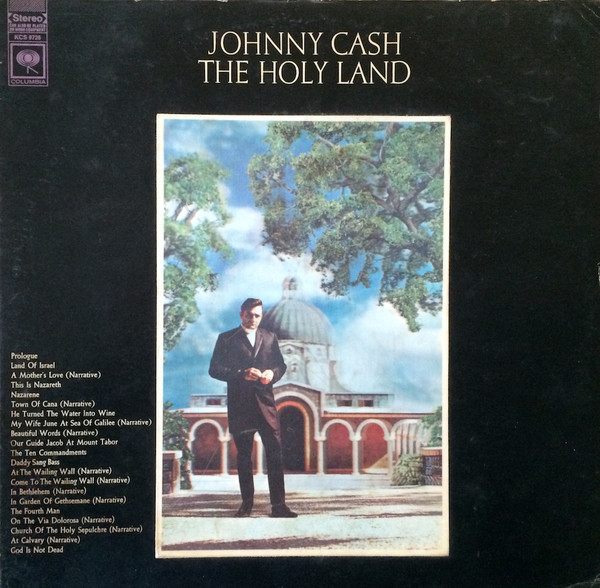Johnny Cash - The Holy Land