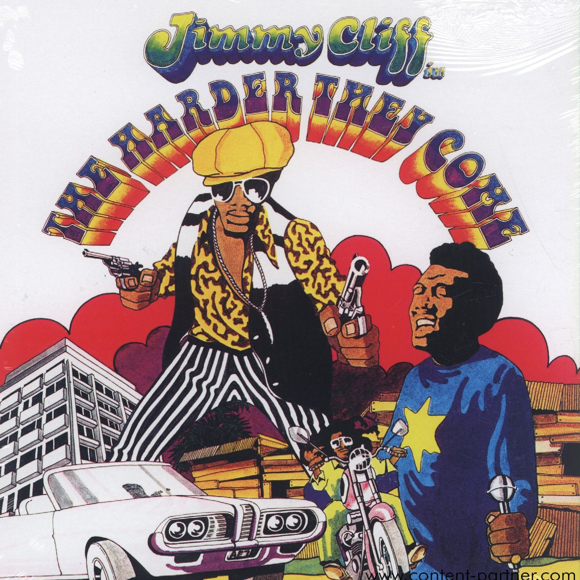 Jimmy Cliff - The Harder They Come